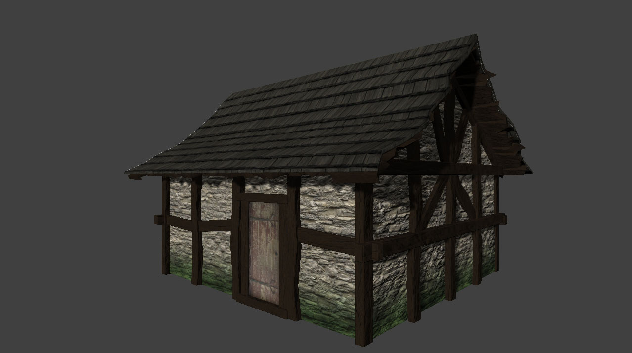 Medieval Environment 6