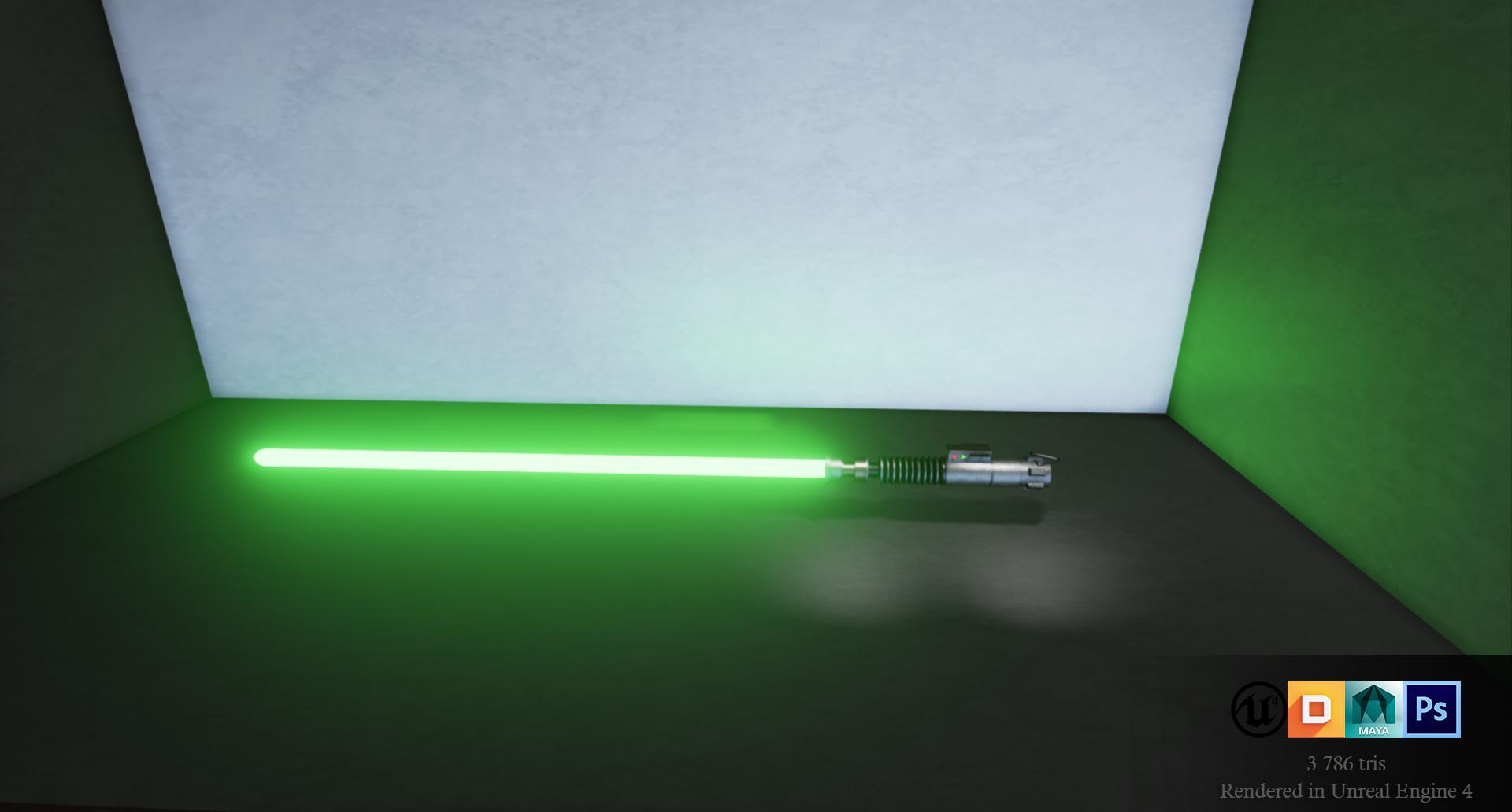 lightsaberUE4_06